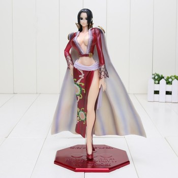 22 CM Japon Anime POP One Piece Boa Hancock Seksi Kız PVC Action Figure Model Oyuncaklar Noel Hediyesi KA0229 37384