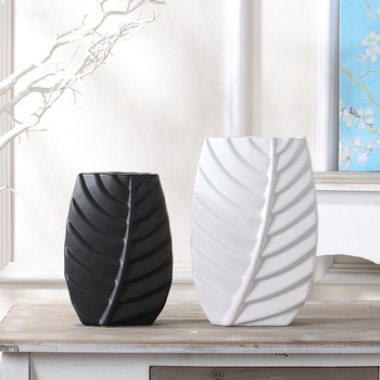 Plant Vase Nordic Creative Moved Into Sitting Room Leaves Home Furnishing Articles Home Decoration Ceramic Arts and Crafts 44103